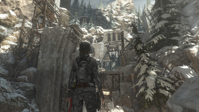 Rise of the Tomb Raider, Baba Yaga: The Temple of the Witch wicked vale