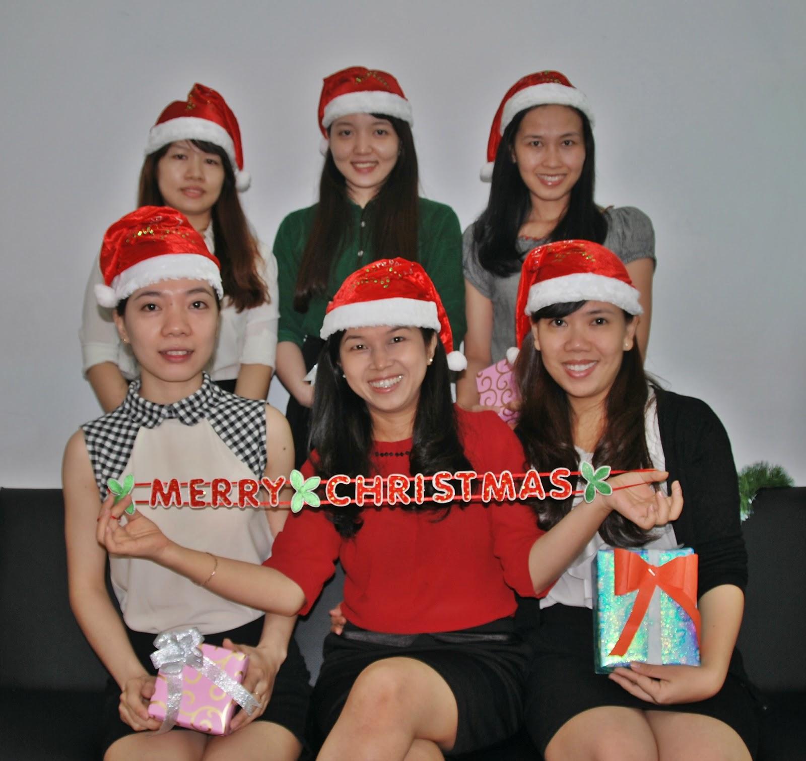 Không khí Noel 2014 đã về đến Hành Trình Việt