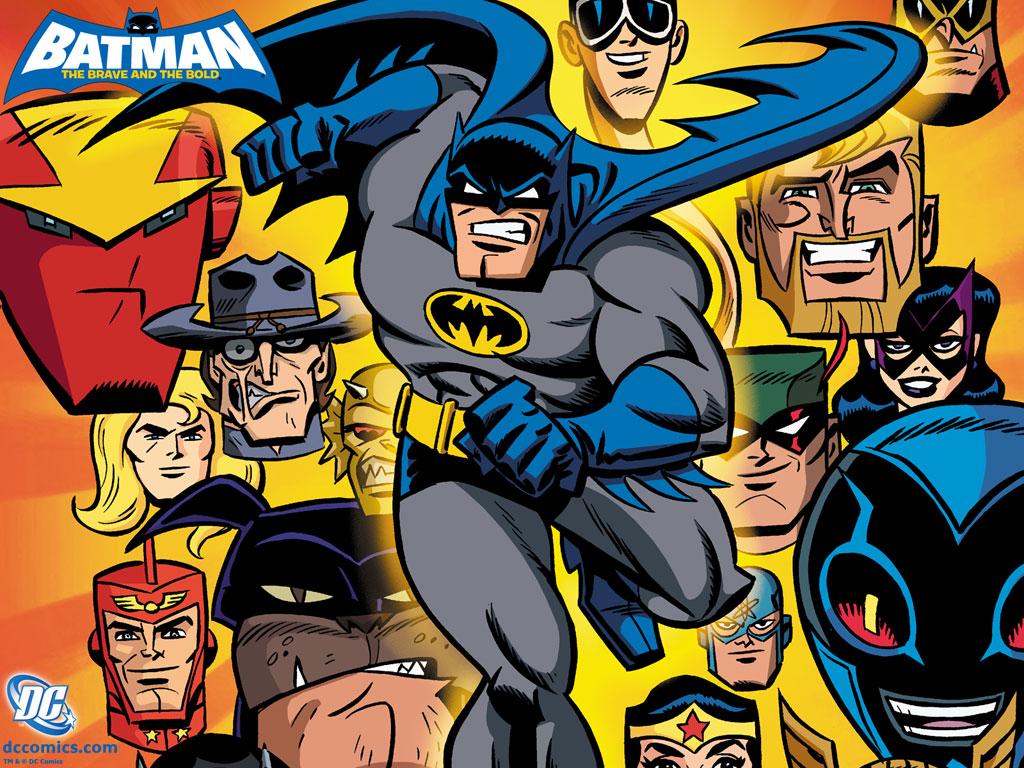 Batman: The Brave and the Bold Cartoon Net