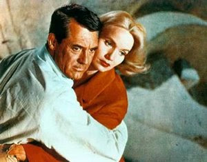 cary grant y eve marie saint