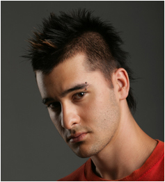 Summer 2011 Short Haircut for Men - Gents Hair Styling