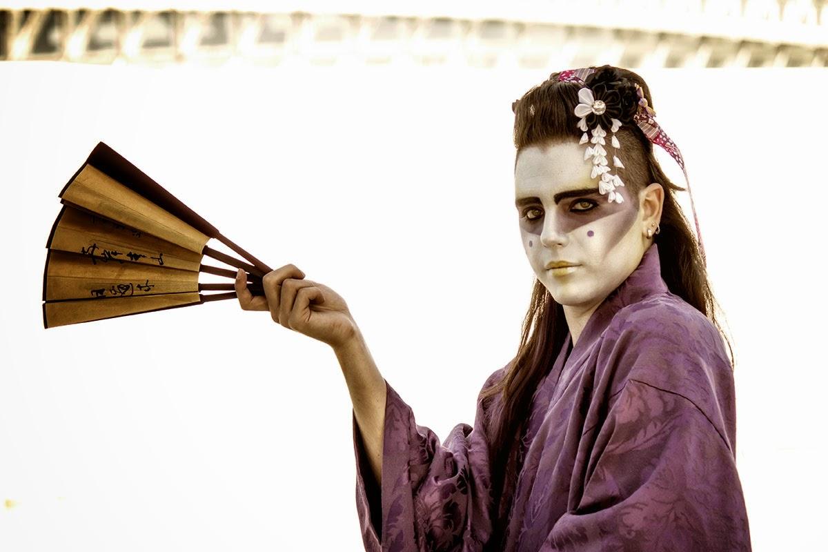 Sesión Fotográfica Geisha(parte 1)