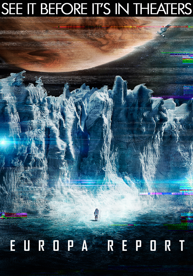 Truy T�m S? S?ng - Europa Report