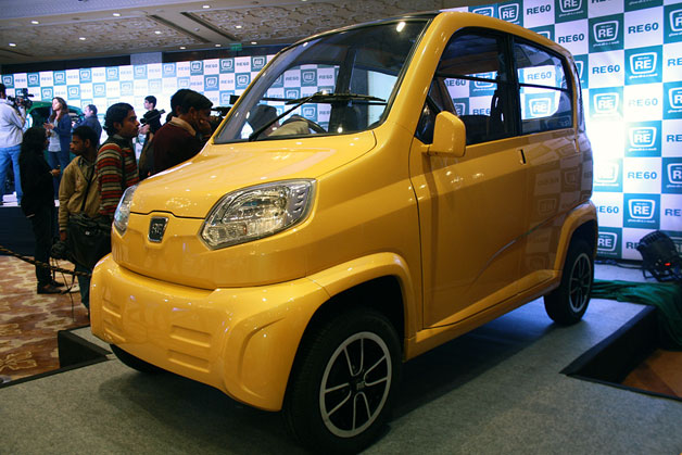 Bajaj Re 60 launch