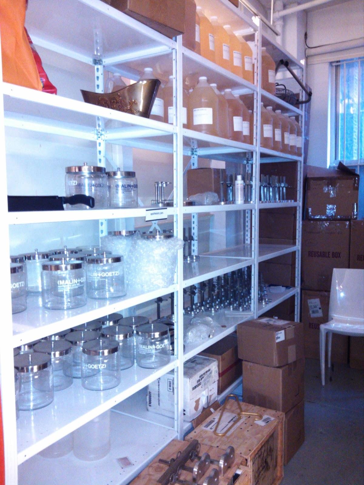 Gale's Industrial Supply - Storage Solutions: NJ Steel Shelving ...
