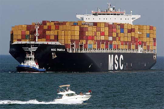 Proyecto de estiba tipos de buques - Contenedores de barco ...