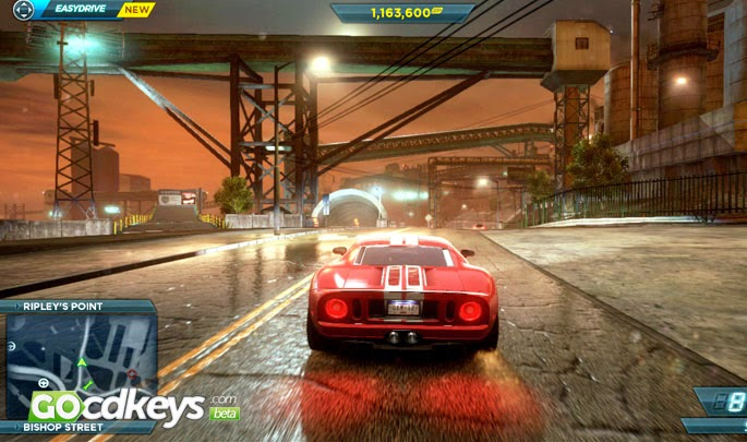 Need for speed rivals PC game Download