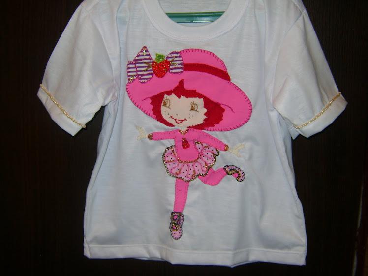 Camiseta Moranquinho