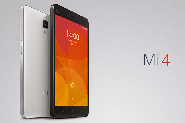 Xiaomi Mi4 Launch Today in india