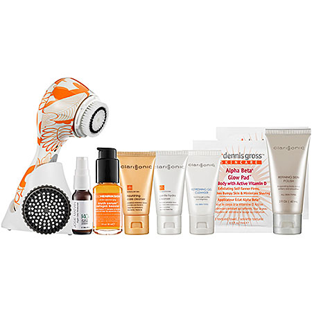Clarisonic Plus Sonic Cleansing Sun Solutions Kit