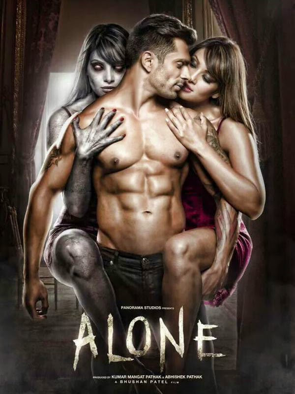 Alone (2015) Poster