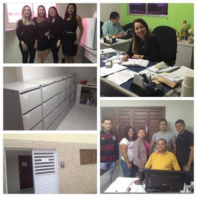 Secretaria de Administração de Guamaré otimiza os serviços públicos do município.