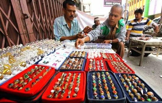Prospek bisnis batu akik di Indonesia