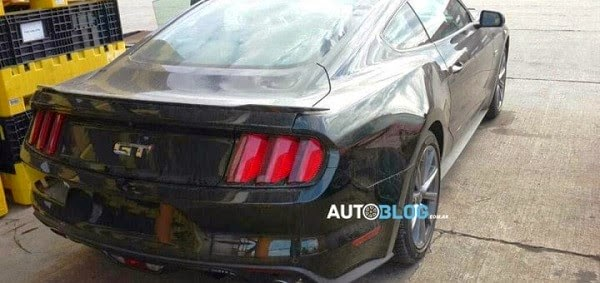 Ford Mustang Argentina