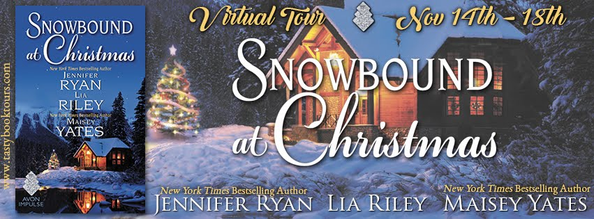 """Snowbound at Christmas"" by Jennifer Ryan, Lia Riley & Maisey Yates"