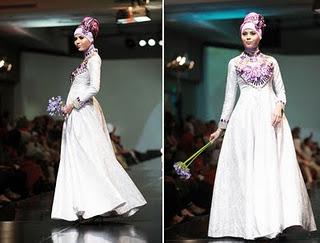 Ocha Naami: Koleksi 'Al - Arousa' by Dian Pelangi Bride