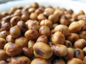 soy beans for taho