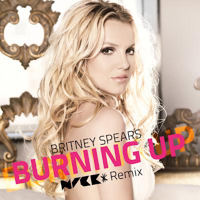 Britney Spears - Burning Up