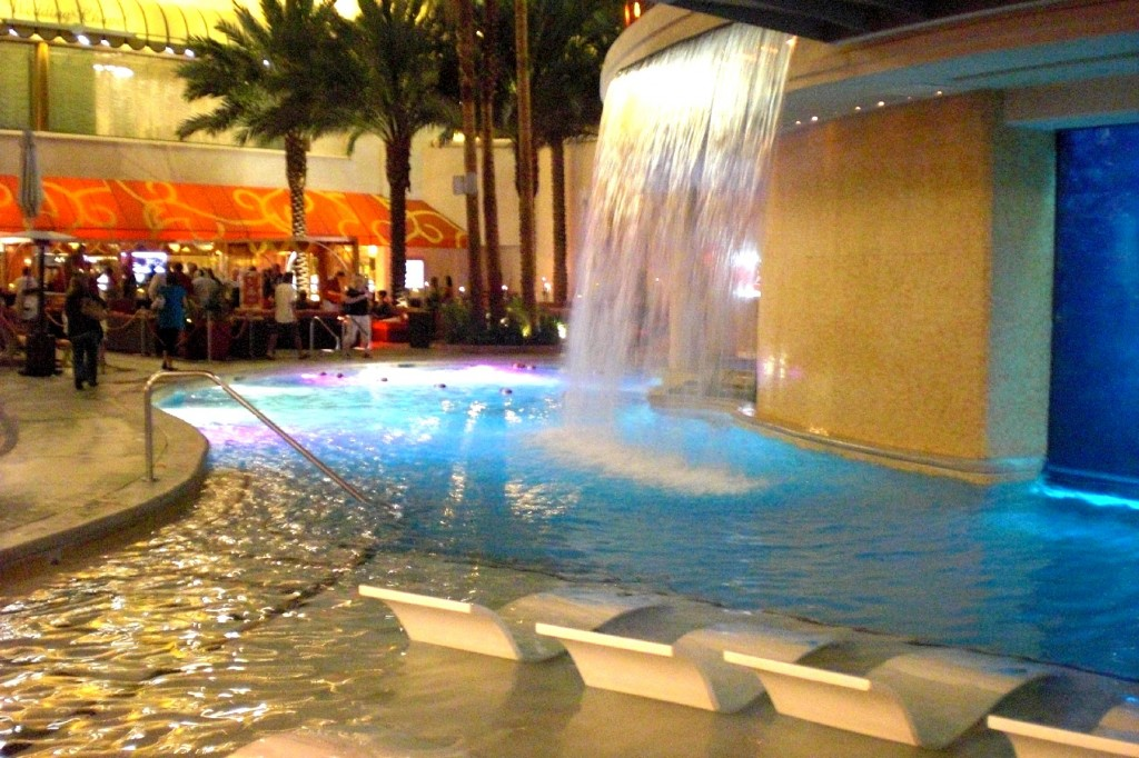 Gold Nugget Vegas Pool Mount Mercy University
