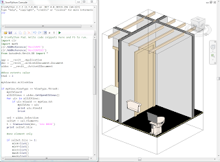 Crop Revit 3D View With Python Shell