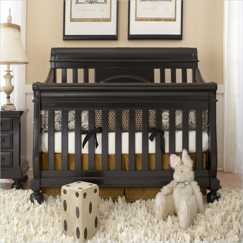 Black Baby Cribs