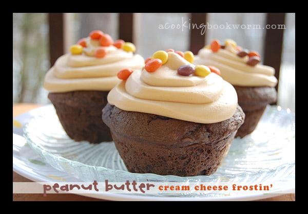 peanut butter cream cheese frostin 1 block 8 oz cream