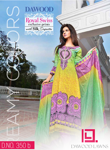 Royal Swiss Lawn Collection 2014 Vol 2