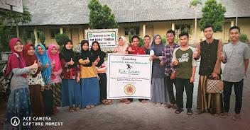 "Donasi Anda untuk ""Komunitas Literasi Madrasah"" [Ka-Lam]"