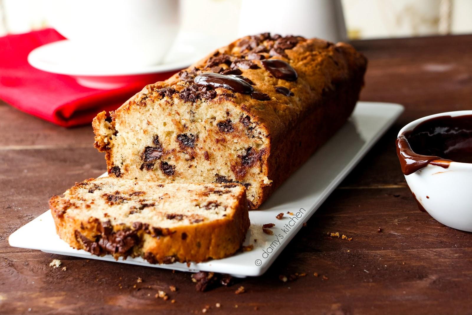Havuçlu ve muzlu kek tarifi 11