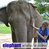 elephant fun for kids
