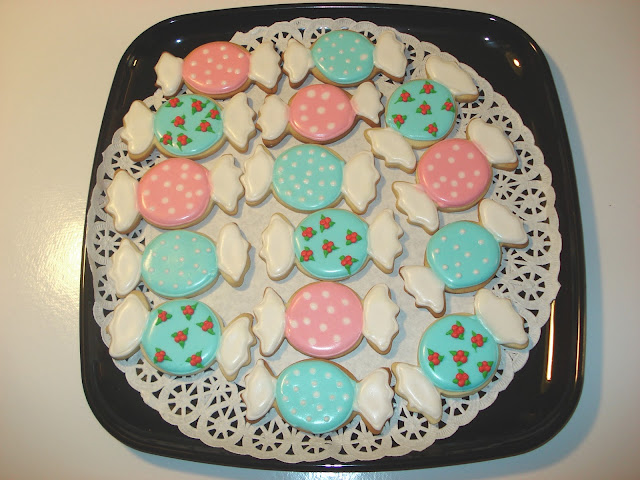 Galletas de caramelo