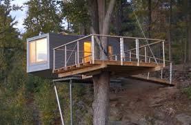 Contoh Desain Rumah Pohon Minimalis Terbaru