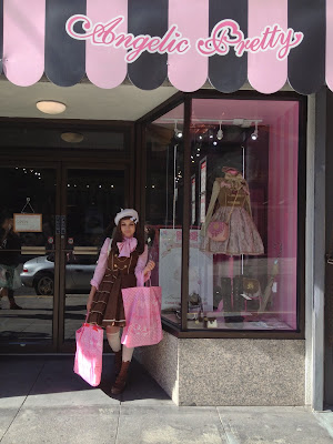 melty royal chocolate angelic pretty san francisco sweet lolita coordinate