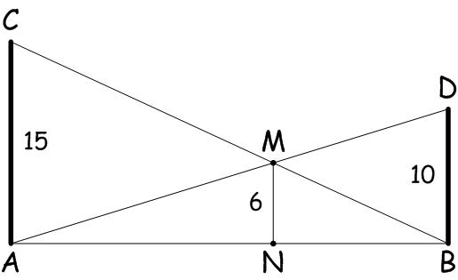 Геометрическая головоломка