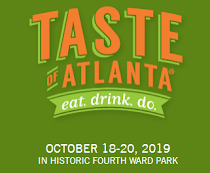 Taste of Atlanta is almost here!