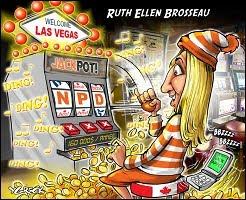 Ruth Ellen Brosseau.