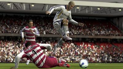FIFA do Vita usará superfícies sensíveis a toque