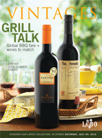 July 20, 2013 Vintages Magazine - Wine Picks