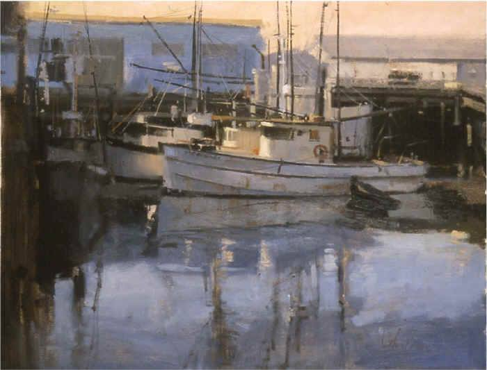 Oil Paintings By Austin Pettit