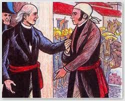 Miguel Hidalgo y José María Morelos