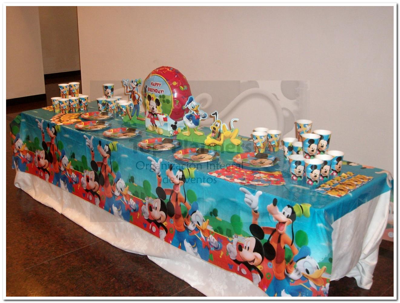 Cotillones de Mickey Mouse - Imagui