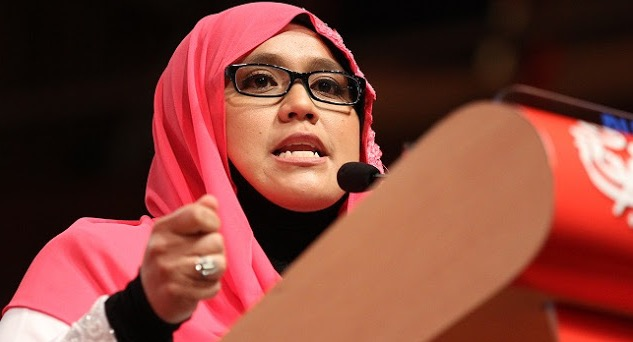 Jawapan Puteri UMNO Isu Puteri UMNO Jadi Habuan Seks Pemimpin