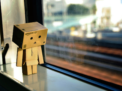 Sad Danbo Window