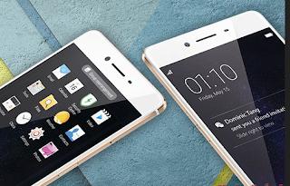 Spesifikasi dan Harga Oppo R7s Terbaru