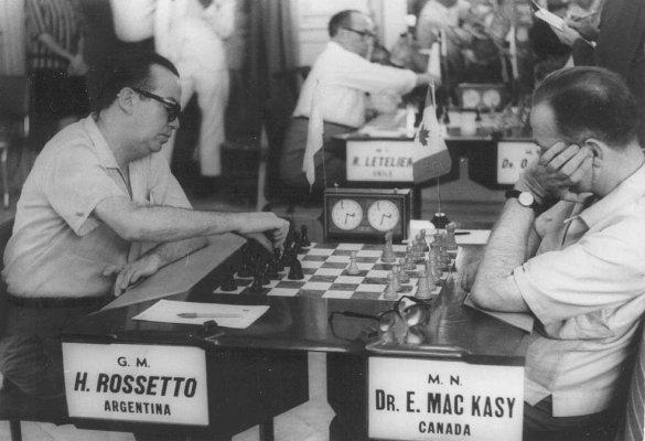 Homenaje a Héctor D. Rossetto