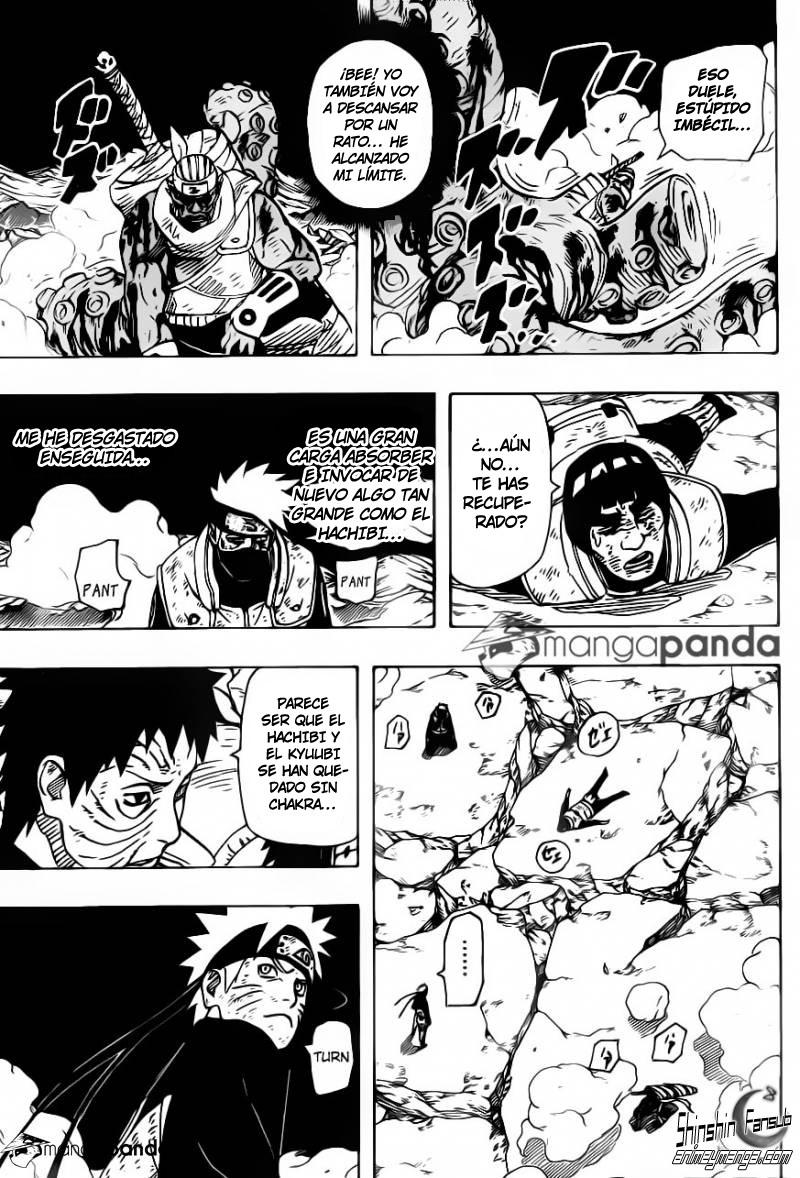 Naruto Shippuden Manga 611