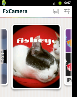 Camera fx android review
