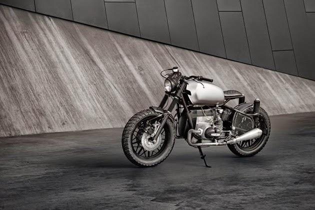 BMW R69s Voltron