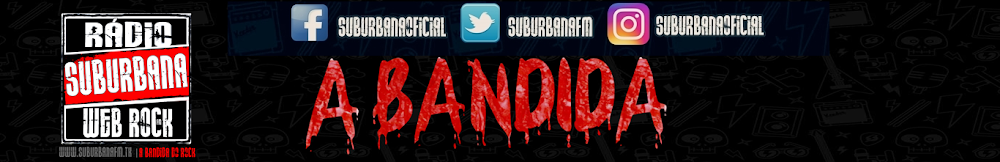 AO VIVO | SUBURBANA FM #ABANDIDA | NILÓPOLIS RJ| ROCK DE VERDADE