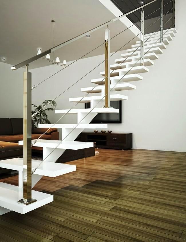 Marzua easy cable el pasamanos perfecto para escaleras - Escaleras de diseno ...